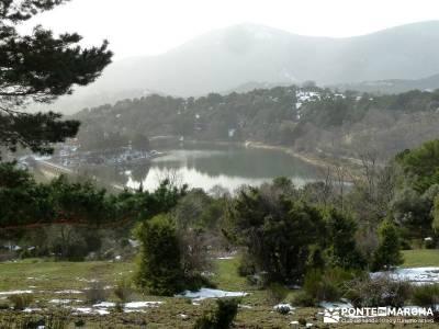 Siete Picos - Valle la Fuenfría; singles madrid senderismo; viajes en semana santa